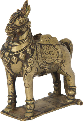 Decorated Horse,[product_collection],Balaji's Antiques and Collectibles, - Artisera