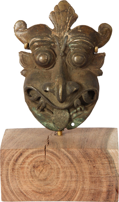 Bronze Yali,[product_collection],Balaji's Antiques and Collectibles, - Artisera