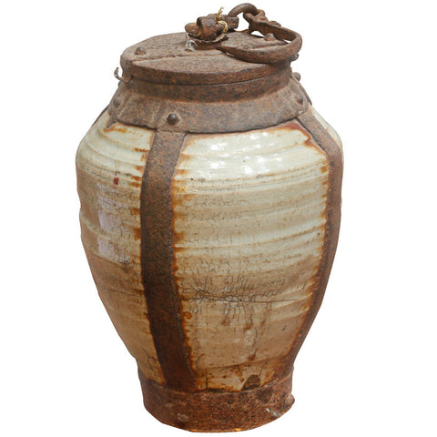 Gun Powder Jar,Crafters, - Artisera