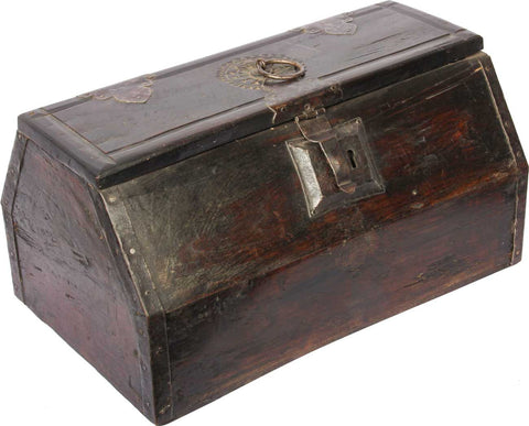 Jewish Cash Box,[product_collection],Balaji's Antiques and Collectibles, - Artisera