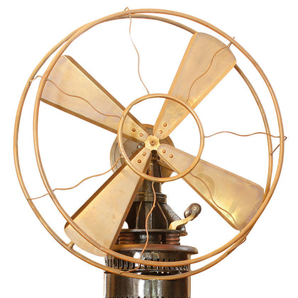 Kerosene Fan,[product_collection],Crafters, - Artisera