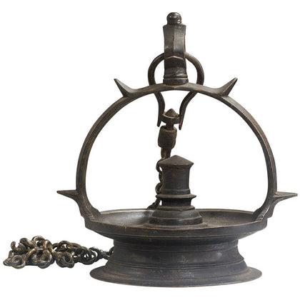 Oil Lamp,[product_collection],Crafters, - Artisera