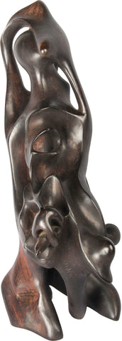 Makonde Showpiece,[product_collection],The Great Eastern Home, - Artisera