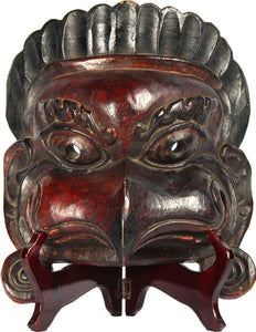 Bhutanese Garuda Mask,[product_collection],The Great Eastern Home, - Artisera