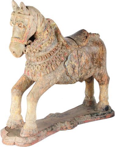 Decorated Horse,[product_collection],The Great Eastern Home, - Artisera