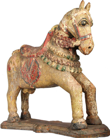 Decorated Horse,The Great Eastern Home, - Artisera