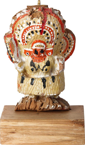 Theyyam Figure 3,Balaji's Antiques and Collectibles, - Artisera