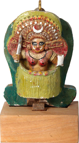 Theyyam Figure 4,Balaji's Antiques and Collectibles, - Artisera