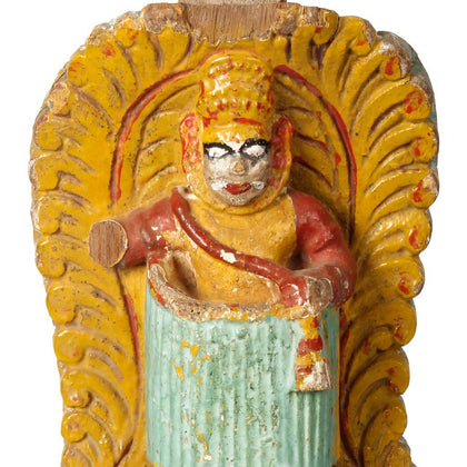 Theyyam Figure 1,Balaji's Antiques and Collectibles, - Artisera