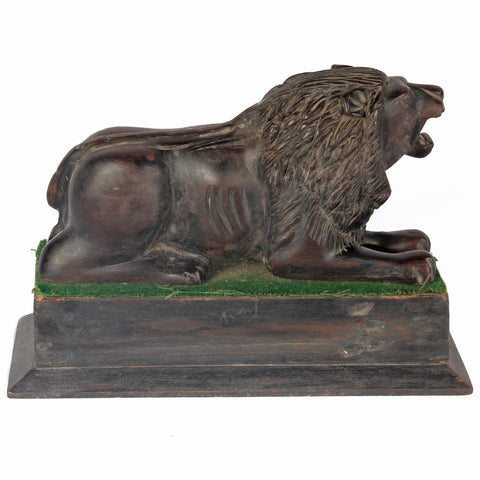Old European Sitting Lion,[product_collection],Essajees, - Artisera