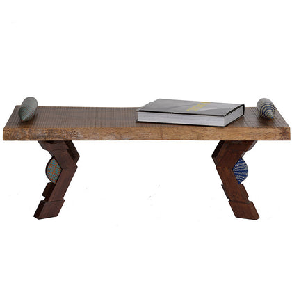 Eccentric Shapes Table,[product_collection],Square Barrel, - Artisera