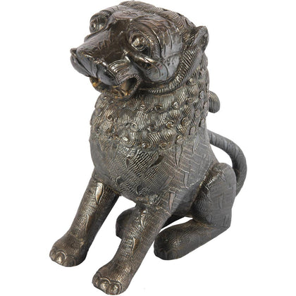 Silver Clad Lion,[product_collection],Essajees, - Artisera