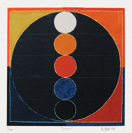 Bindu,[product_collection],Archer Art Gallery,S.H. Raza - Artisera