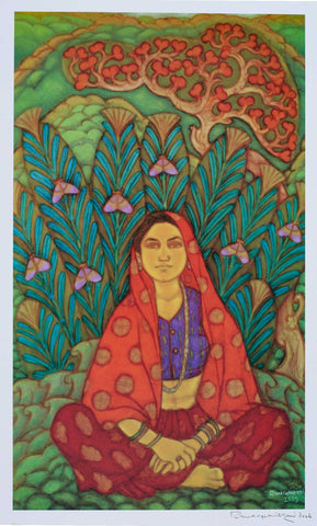 Shanti of Pai Village,Vadehra Art Gallery Bookstore,A. Ramachandran - Artisera