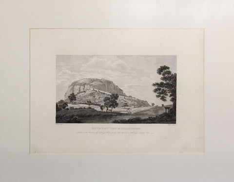 Robert Home's South East View of Oliahdroog,Artisera, - Artisera