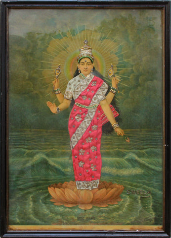 Lakshmi,Balaji's Antiques and Collectibles, - Artisera