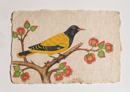 Bird Series - III,[product_collection],Vernssage,Sabia Khan - Artisera