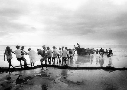 Baga Beach - Goa #3, 1982,[product_collection],Tasveer,Karan Kapoor - Artisera