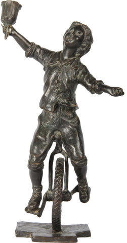 Boy On Unicycle,The Great Eastern Home, - Artisera