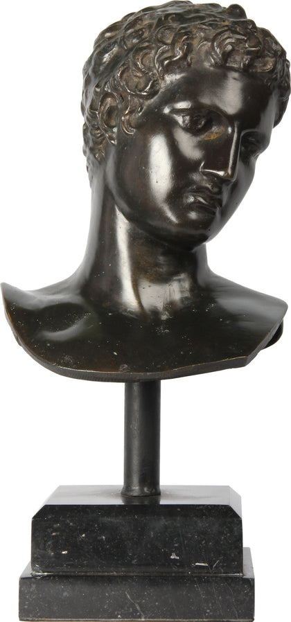 Roman Man's Bust,[product_collection],The Great Eastern Home, - Artisera