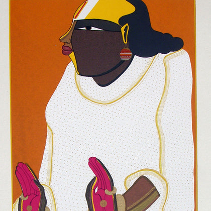 Telangana Pandit - V,[product_collection],Archer Art Gallery,Thota Vaikuntam - Artisera