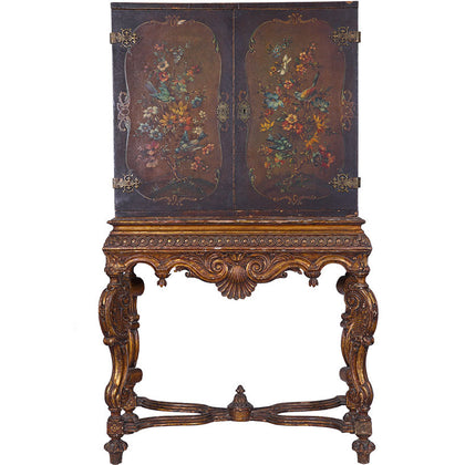 French Cabinet (Original),[product_collection],Essajees, - Artisera