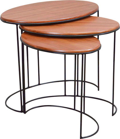 Unda Table (Set of 3),AKFD, - Artisera