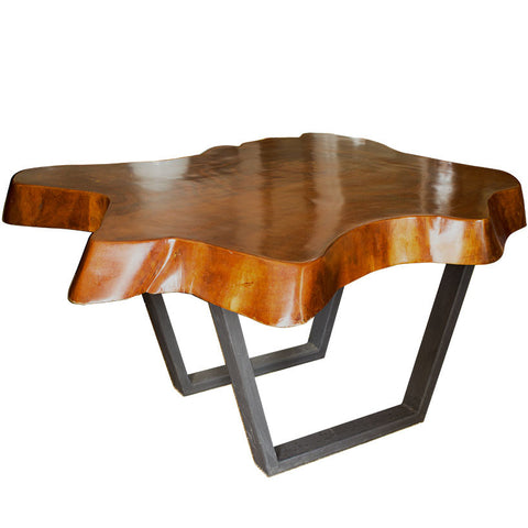 Wild Jack Wood Coffee Table,[product_collection],Crafters, - Artisera
