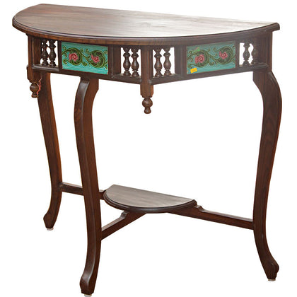 Console Table with Tiles,[product_collection],Crafters, - Artisera