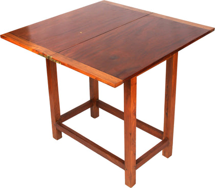 Campaign Folding Card Table,[product_collection],Balaji's Antiques and Collectibles, - Artisera