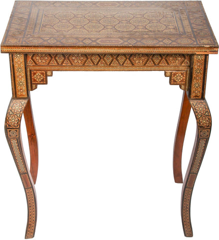 Ottoman Small Table