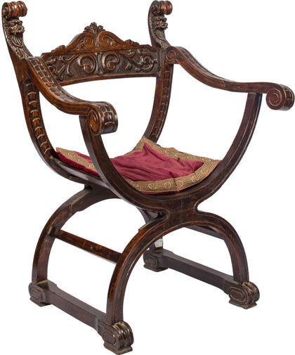 Dante Chair,[product_collection],The Great Eastern Home, - Artisera