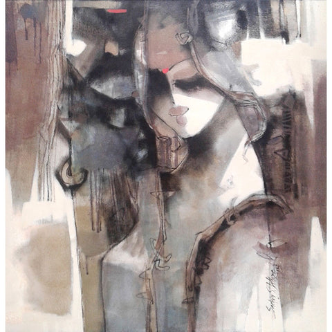 Untitled VI,[product_collection],Genesis Art Gallery,Sachin Jaltare - Artisera