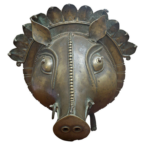 Boar Mask,[product_collection],Crafters, - Artisera