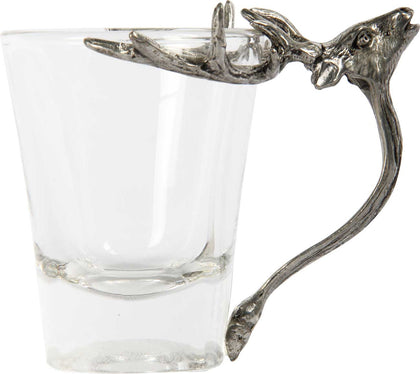 Deer Shot Glasses (Set of 4),[product_collection],The Great Eastern Home, - Artisera