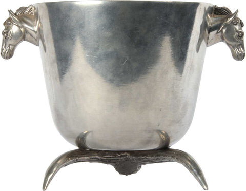 Ice Bucket with Horses,The Great Eastern Home, - Artisera