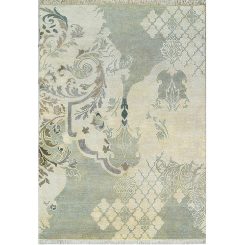 Baroque Garden Collection - Vintage Baroque Frames,[product_collection],Cocoon Fine Rugs, - Artisera