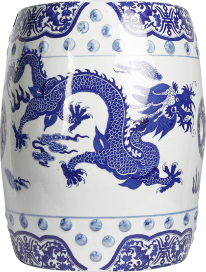Chinese Garden Stool,[product_collection],The Great Eastern Home, - Artisera