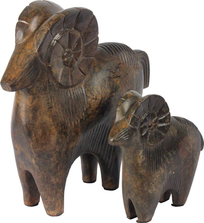 Rams (Pair),[product_collection],The Great Eastern Home, - Artisera