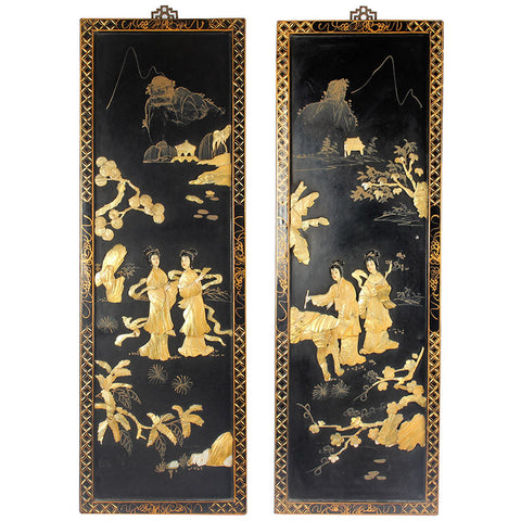 Chinese Decorative Wall Panels,[product_collection],Essajees, - Artisera