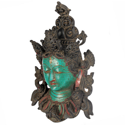Nepalese Tara Head,[product_collection],Essajees, - Artisera
