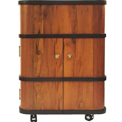 Signature Square Barrel Bar,[product_collection],Square Barrel, - Artisera