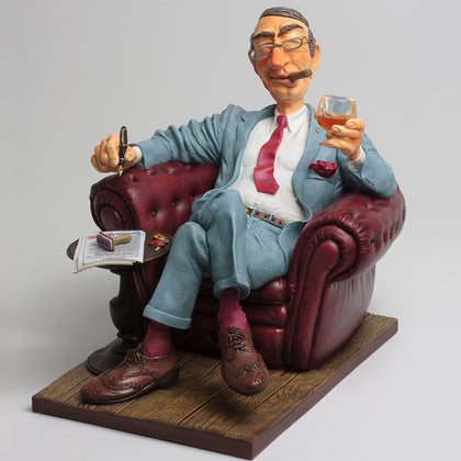 The Big Boss,[product_collection],Designer Studio Collectibles,Guillermo Forchino - Artisera