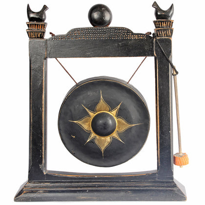 Monastery Gong,[product_collection],Essajees, - Artisera