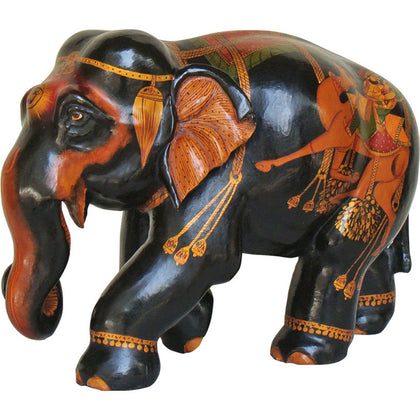 Painted Elephant 2,[product_collection],La Boutique, - Artisera