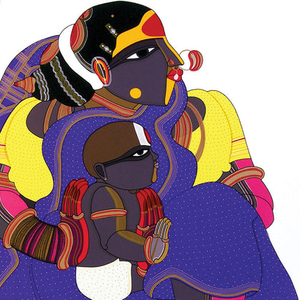 Untitled TV 02,[product_collection],Archer Art Gallery,Thota Vaikuntam - Artisera