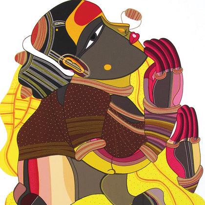 Untitled TV 03,[product_collection],Archer Art Gallery,Thota Vaikuntam - Artisera