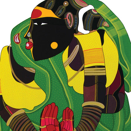 Untitled TV 10,[product_collection],Archer Art Gallery,Thota Vaikuntam - Artisera