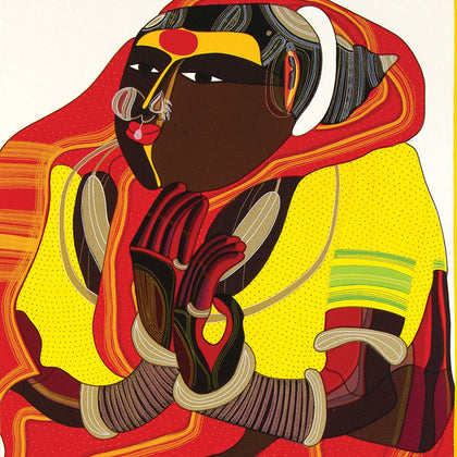 Untitled TV 01,[product_collection],Archer Art Gallery,Thota Vaikuntam - Artisera