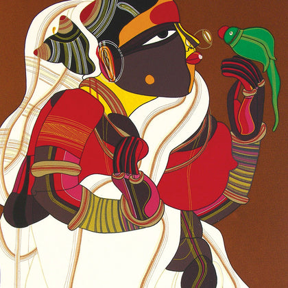 Untitled TV 06,[product_collection],Archer Art Gallery,Thota Vaikuntam - Artisera